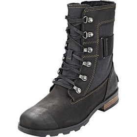 Sorel Emelie Conquest Boots Dam black